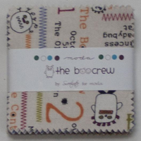 The Boo Crew | Sweetwater | Moda Fabrics | Charm Pack