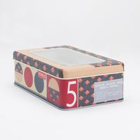 Petite Prints Deux   French General   Moda Fabrics   Frivol Tin No. 5 - Main Image