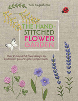 The Hand-stitched Flower Garden   Yuki Sugashima