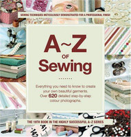A~Z of Sewing