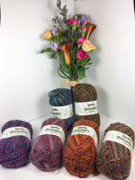 Wendy Botanics Chunky Knitting Yarn, 100g Balls | Various Colours