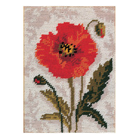 Anchor Poppy Anchor Tapestry Kit Starter - Main Image
