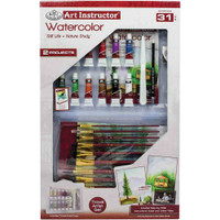Royal & Langnickel Art Instructor Watercolor Still Life & Nature Study 31 Piece  - Main Image