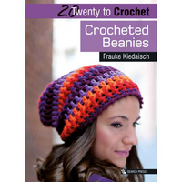 20 to Make Series | 20 to Crochet | Crocheted Beanies