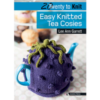 20 to Make Series | 20 to Knit | Easy Knitted Tea Cosies
