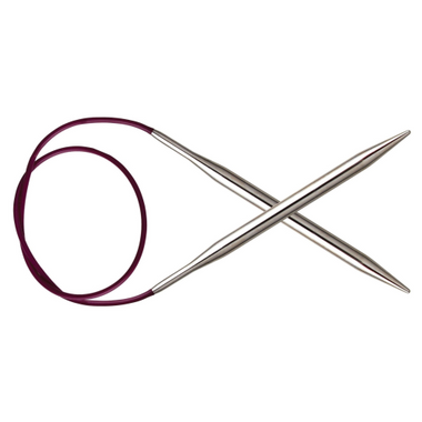 Knitpro Nova Circular Knitting Needles 50cm Long | Various Diameters - Main Image