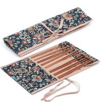S&W Needle Case Storage with Bamboo needles
