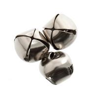 Trimits | Jingle Bells | Silver Coloured | Various Sizes