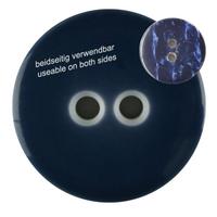 Dill Buttons | Navy Blue Buttons | 18mm