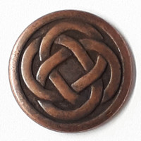 Dill Buttons | Celtic Style Buttons | 23mm Main Image