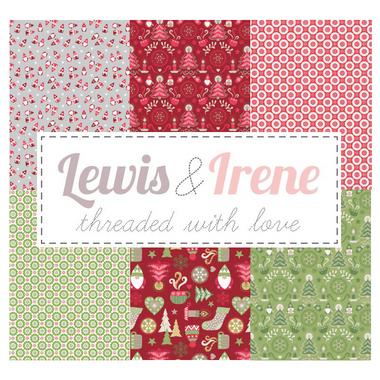 Hygge Christmas | Lewis & Irene Fabrics | Individual Fabrics - Main Image