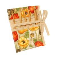 S&W Storage | Poppy Crochet Hook Roll Wrap - Main Image