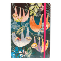 Sloths Journal | Santoro| Various sizes