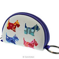 Santoro Scottie Dog Purses