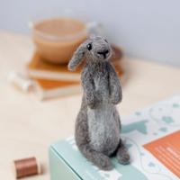Hawthorn Handmade   Standard Felting Kit   Rabbit