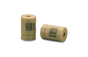 "OPTI-MAX® Replacement Cartridges, Extended Flow, PEEK, 3/16"" Ceramic, 2/pk"