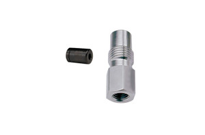 "OPTI-MAX® Outlet Check Valve, 1/8"" Ceramic, PEEK Cartridge, LDC/Milton Roy"
