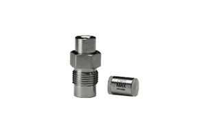 "OPTI-MAX® Outlet Check Valve, 1/16"" Ceramic, SS Cartridge, Shimadzu, LC-2010, LC-600/LC-9A, LC-10AD/ADVP/AT/ATVP"