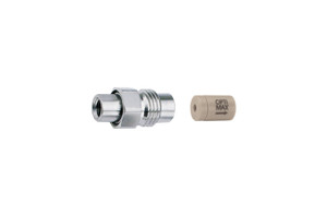 "OPTI-MAX® Inlet Check Valve, 1/16"" Ceramic, PEEK Cartridge, Shimadzu, LC-10ADVP"