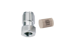"OPTI-MAX® Inlet Check Valve, 1/8"" Ceramic, PEEK Cartridge, Spectra Physics"