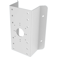 DS-1276ZJ Corner mount bracket for use with bullets and cameras  on metal wall bracket UK Firm