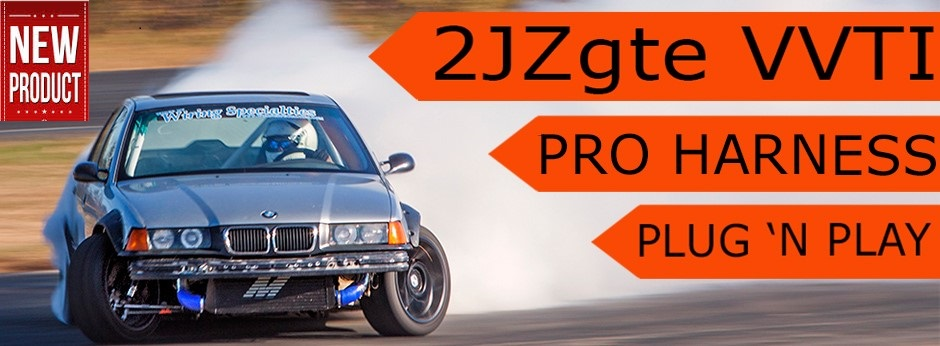 Wiring Specialties 2jzgte Harness For Bmw E36 Pro | Wiring ... on