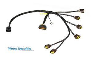 240sx s13 rb20det wiring harness wiring specialties rh wiringspecialties com 68 C10 Wiring-Diagram Wiring Specialties Label