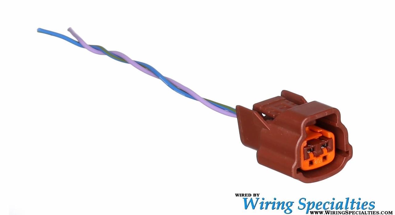 s14  s15 sr20 idle air connector  iac   brown
