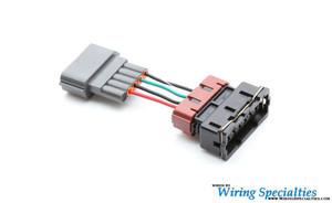 z32 mafs adapter rb20 rb25 rb26 wiring specialties rh wiringspecialties com Z32 MAF SR20DET Conversion Z32 MAF SR20DET Conversion
