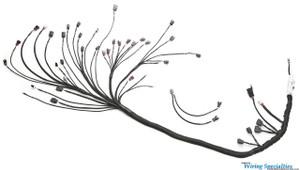 standalone vh45de wiring harness wiring specialties rh wiringspecialties com Wiring Specialties Label Wiring Specialist