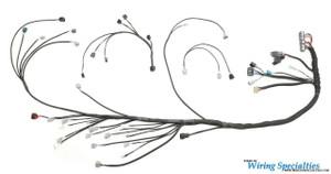 350z 1jzgte swap wiring harness wiring specialties rh wiringspecialties com Wiring Diagram for Sr20 Swap Wiring Specialist