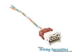vh45 mafs mass air flow sensor connector wiring specialties rh wiringspecialties com 240SX Wiring Harness Wiring Specialist