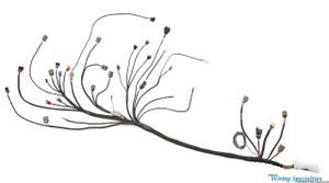 s14 240sx ca18det swap wiring harness wiring specialties rh wiringspecialties com ca18det engine wiring harness Automotive Wiring Harness