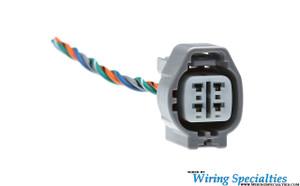 4-pin O2 Sensor Connector - 4-pin Oxygen Sensor Connector
