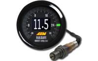 AEM Wideband O2 Failsafe Gauge w/ Boost Display