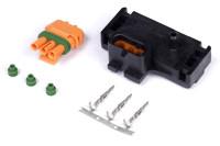 Haltech 3 BAR MAP Sensor Kit (inc. plug & pins)