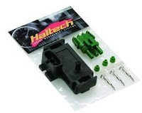 Haltech 1 BAR MAP Sensor Kit (inc. plug & pins)