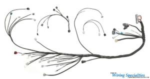s13 240sx 1jzgte swap wiring harness wiring specialties 240sx ls swap wiring harness nissan 240sx s13 1jzgte swap wiring harness