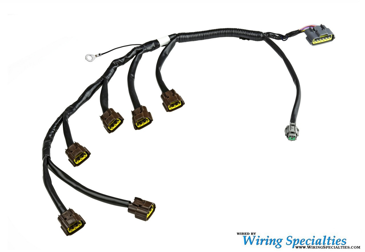 Rb25det Engine Harness For S14 240sx Wiring Specialties Phone Number Nissan Swap Loading Zoom
