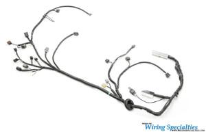240sx s14 sr20det engine harness wiring specialties rh wiringspecialties com Wiring Specialties SR20DET Custom Wiring