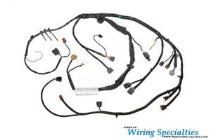 240sx s14 sr20det engine harness wiring specialties rh wiringspecialties com  wiring specialties sr20det harness install