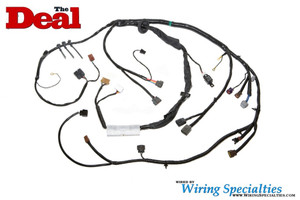 240sx s14 sr20det wiring harness wiring specialties rh wiringspecialties com 240SX Wiring Custom Wire