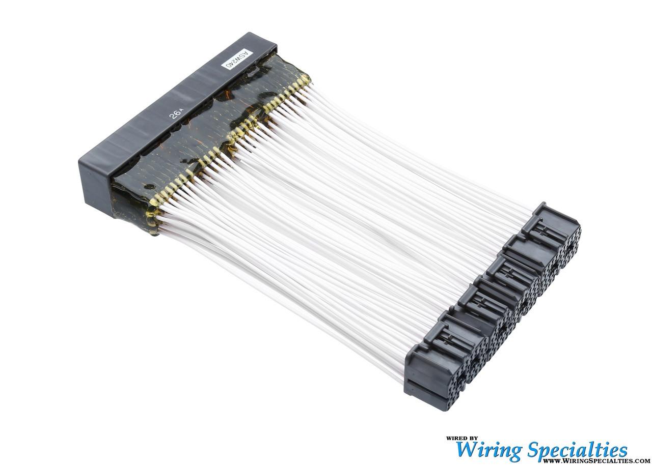 1jzgte Ecu Wiring Harness Specialties Black Friday 2jzgte Loading Zoom
