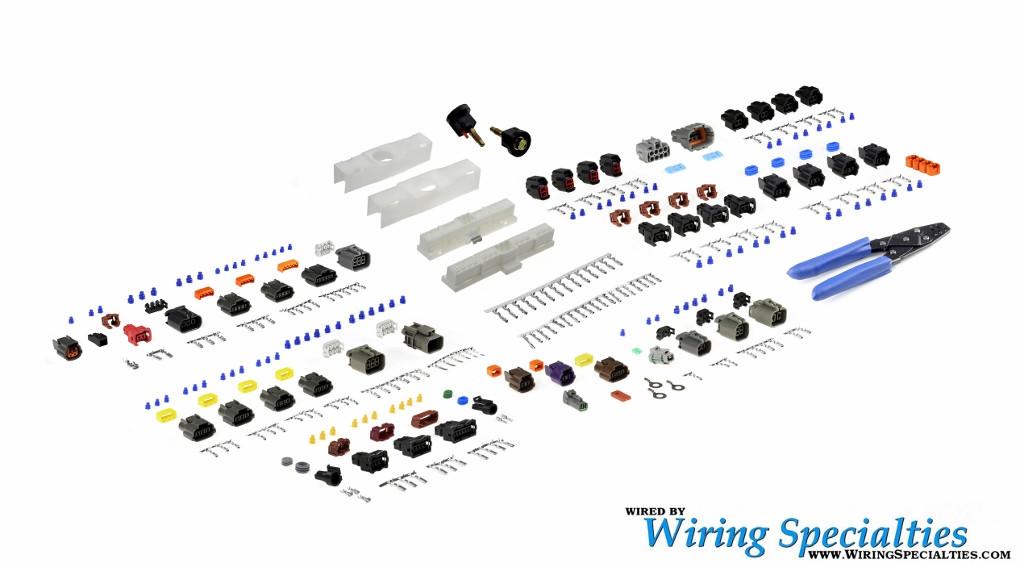 s14 sr20det harness repair kit