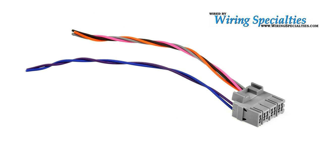 wiring specialties sr20det harness pro k20a wiring harness