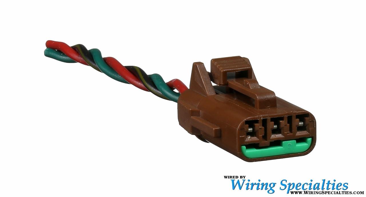 Wiring Specialties Sr20det Pro Harness Schematics Data Nissan Maf Wire Interface Connector Female End Ls1 Diagram