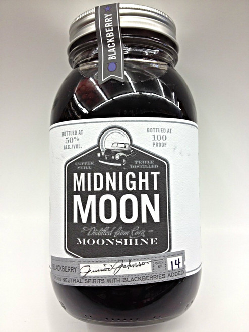 Midnight Moon Moonshine | Blackberry Moonshine | Quality ...