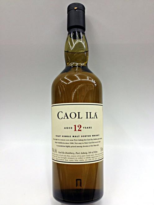 Caol Ila 12 Year Scotch Whisky