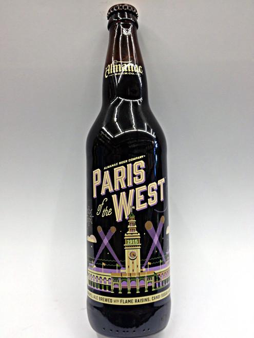 Almanac Paris of the West