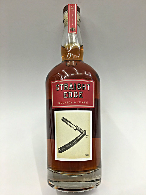 Straight Edge Bourbon Whiskey by David Phinney